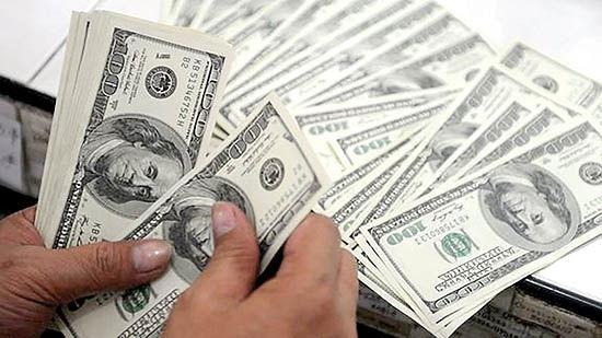 افت کانالی قیمت دلار در بازار