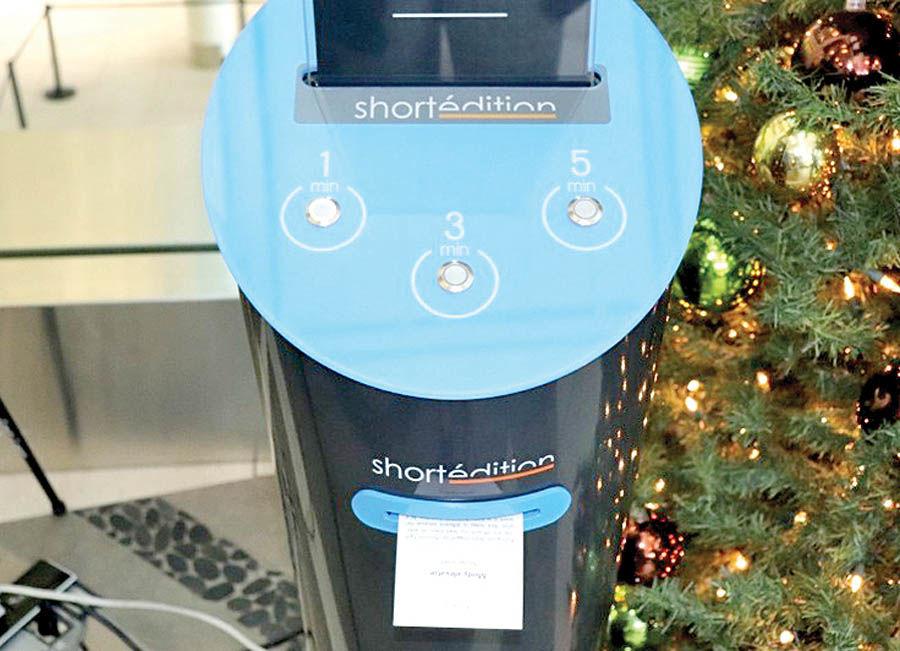نصب خودپرداز داستان در فرودگاه کانادا