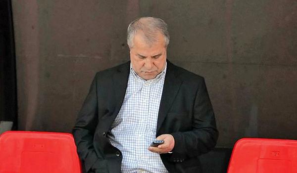 علی پروین خریدار جدی پرسپولیس