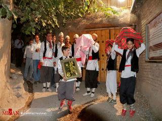 عروسی سنتی به سبک مردم سبزوار