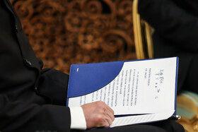 تقدیم استوارنامه سفرای جدید به رییسجمهوری