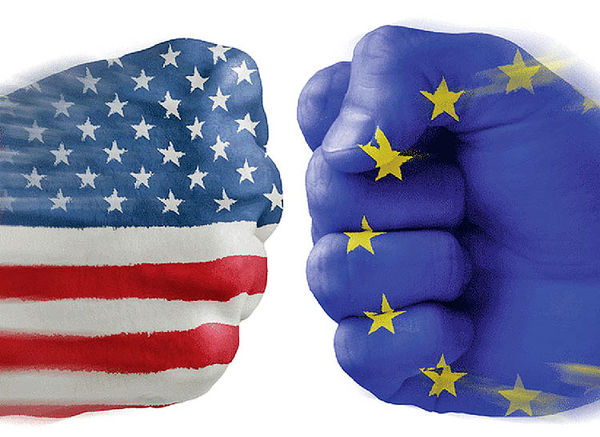 سیبل اروپا و شلیک فولادی ترامپ