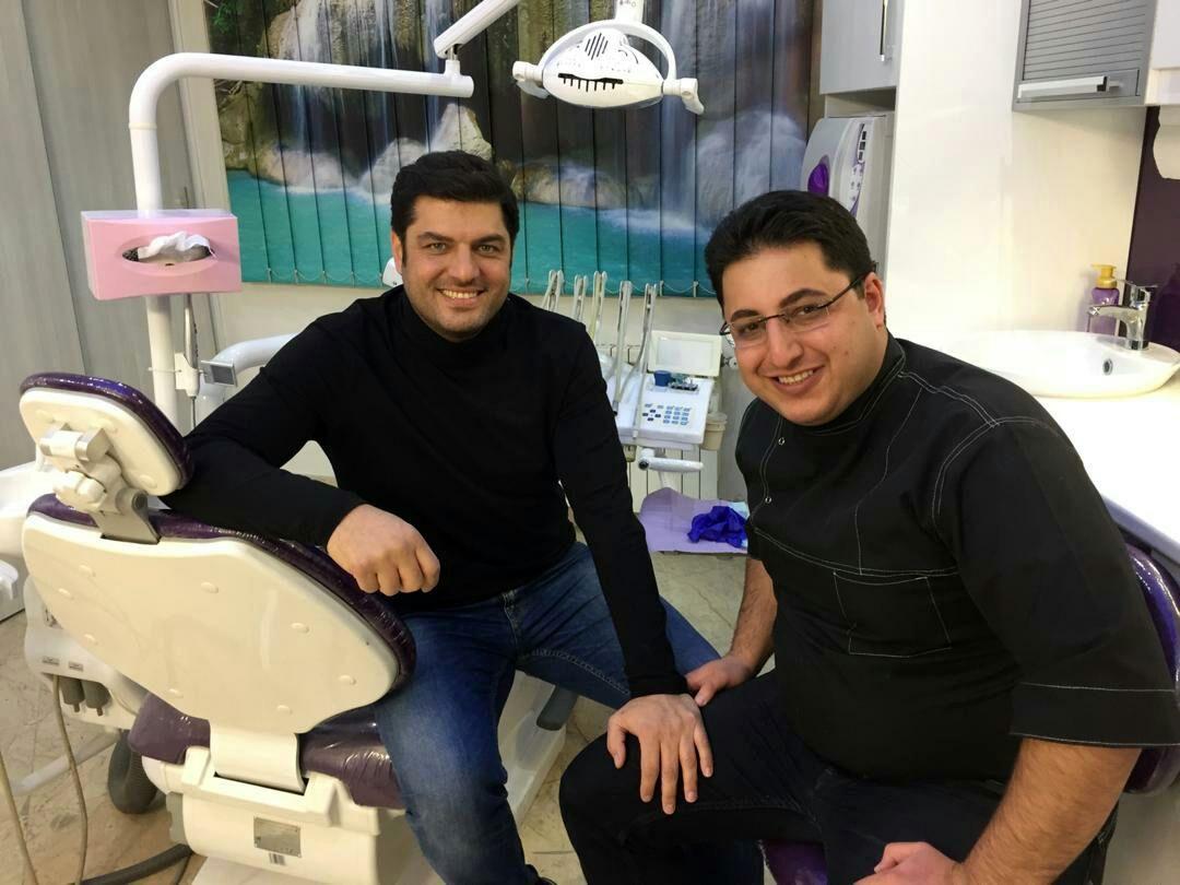 دندانپزشک بازیگران, دندان ها را تراش نمیدهد!