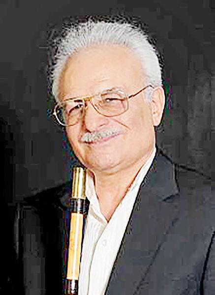 مستر کلاس نینوازی با حضور محمد موسوی