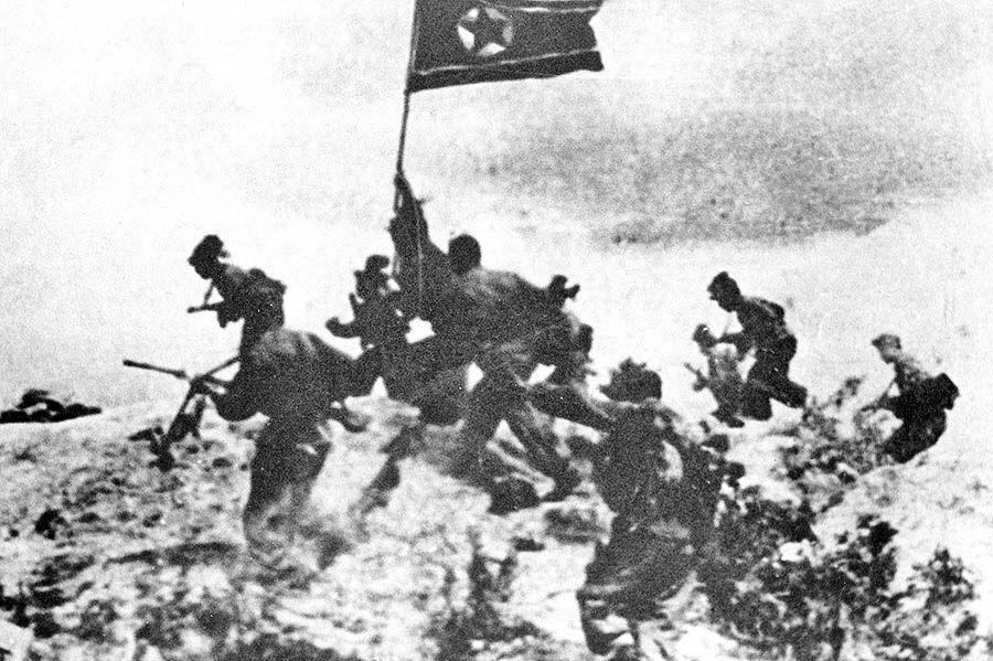 جنگ دو کره