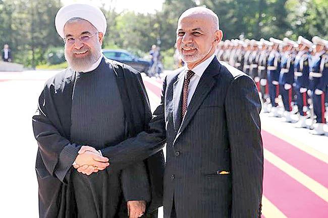 بازی استراتژیک ایران در افغانستان