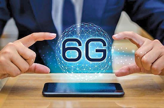 چین در حال توسعه شبکه 6G