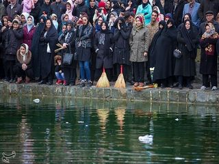 رسم عجیب زنان اردبیلی برای برآوردهشدن آرزوهایشان