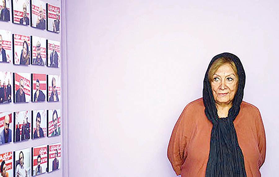 پری صابری: با تئاتر احساس زنده بودن میکنم