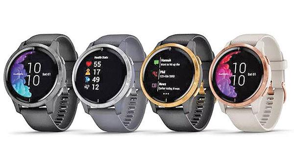 نسل جدید ساعتهای هوشمند گارمین