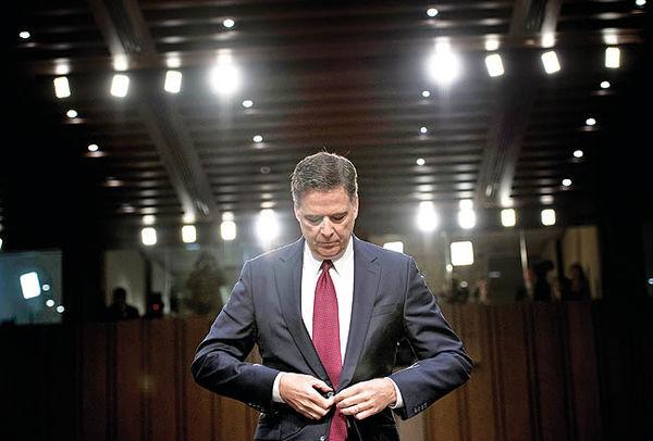 اعتراف انتخاباتی رئیس سابق «اف.بی.آی»