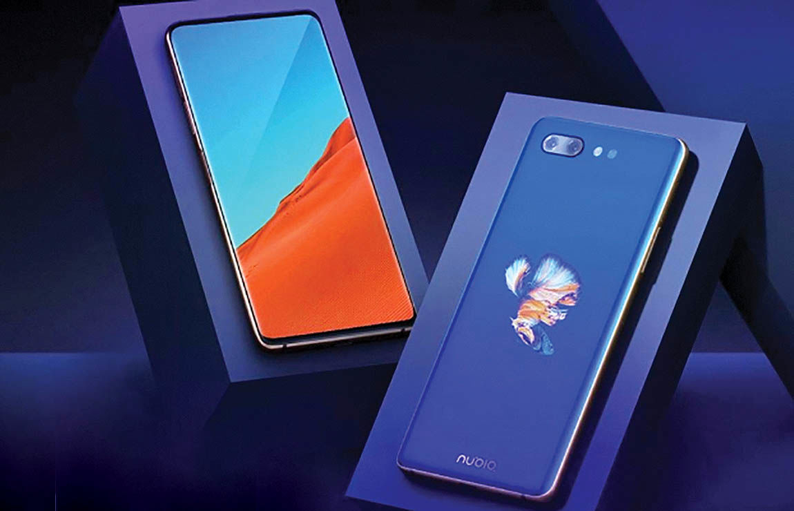 Nubia X؛ یک موبایل با دو صفحهنمایش