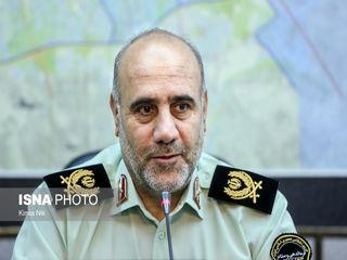 دستگیری یکی از معروفترین اراذل و اوباش سطح یک تهران و کشور