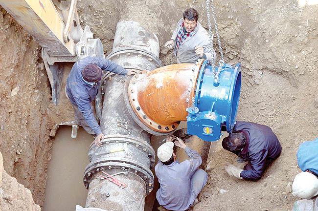 بحران آب و فاضلاب در اصفهان