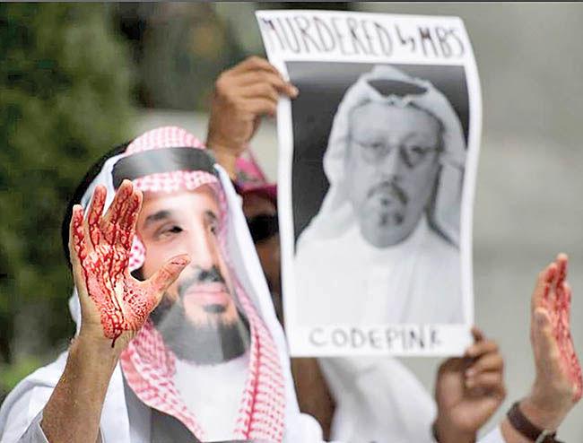 دفاع تمام قد ترامپ از سعودی