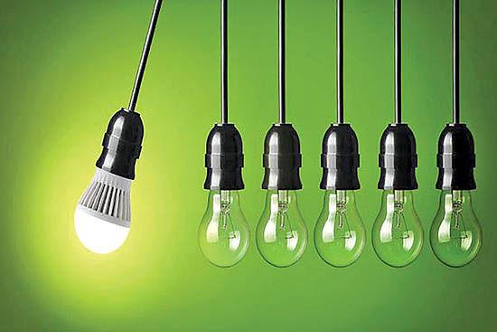 الگوی بهینهسازی روشنایی معابر