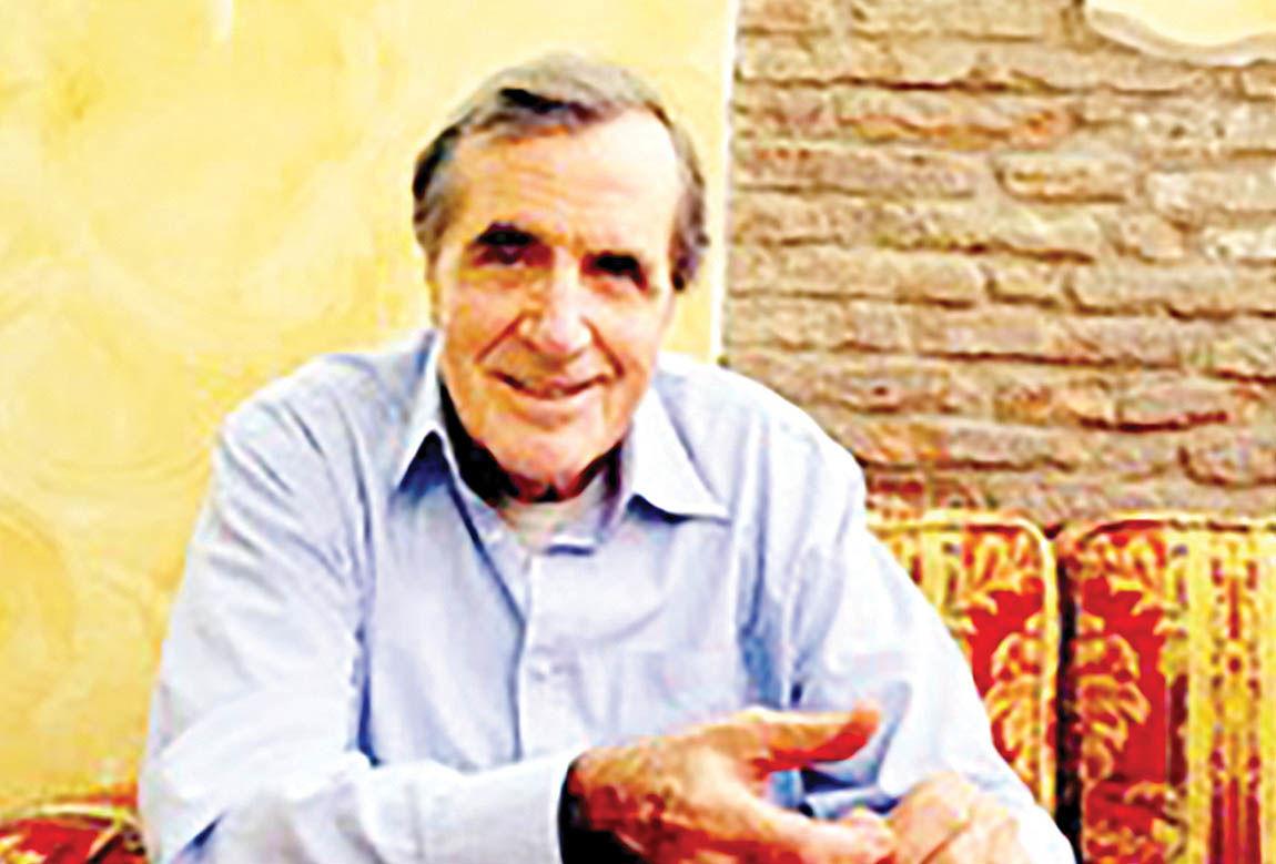 درگذشت پدر «ژپتو» در ۹۰ سالگی