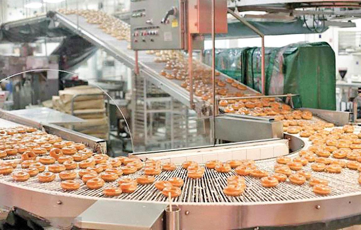کارنامه فصل اول صنعت غذا