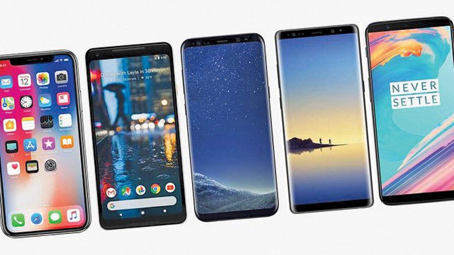 حدود 5/ 1 میلیارد گوشی در سال ۲۰۱۷ فروخته شد