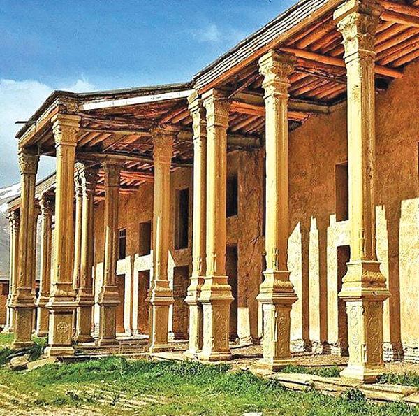 قلعه صمصامالسلطنه در فهرست آثار ملی