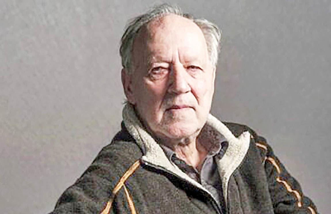 جایزه یک عمر دستاورد هنری برای ورنر هرتزوگ