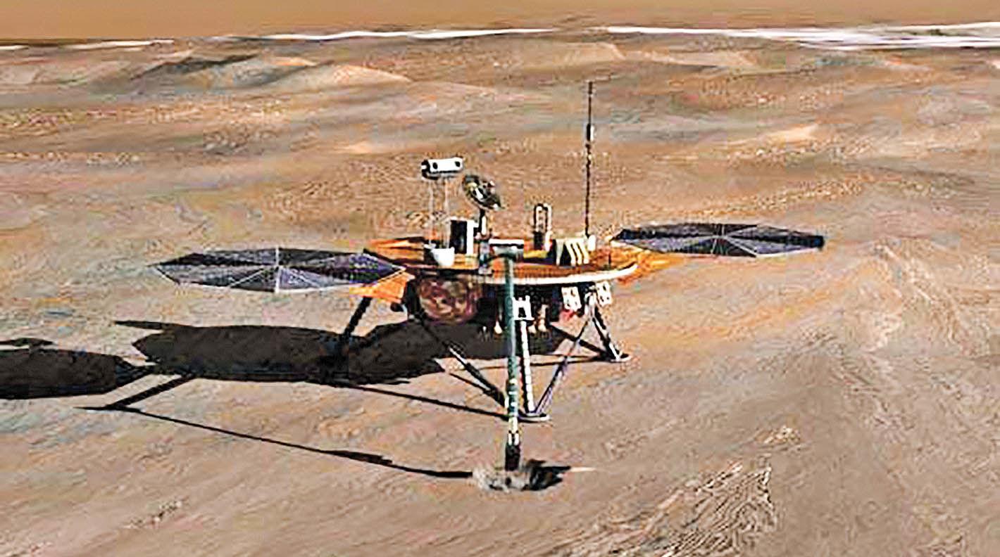 پرتاب فینیکس به مریخ
