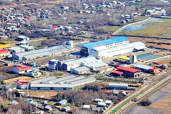 نوبنگاههای صنعتی در سکوی اول