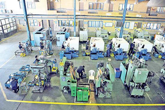 طرح صنعتی مقابله با تحریم