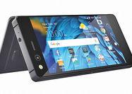 موبایل جدید ZTE با دو صفحه نمایش معرفی شد
