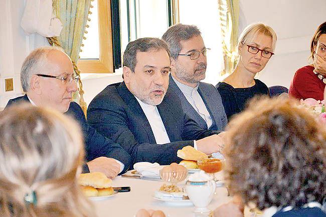 گلایههای ایران از اروپا