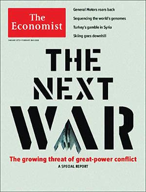 خطر جنگ سوم در سال 2018