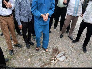 بازسازی صحنه قتل فجیع امیرحسین، دانش آموز 10 ساله مشهدی