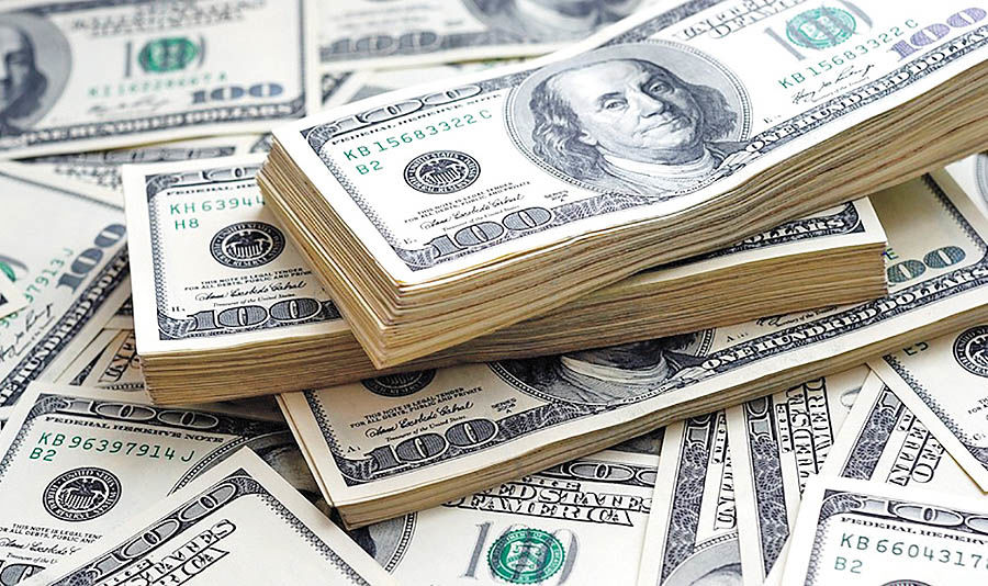 حمل دلار قاچاق با قطار