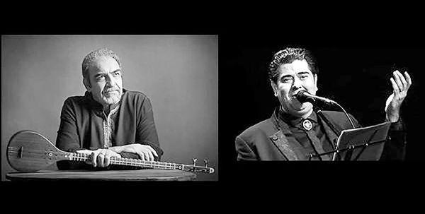 آلبوم مشترک سالار عقیلی و مسعود شعاری در راه بازار