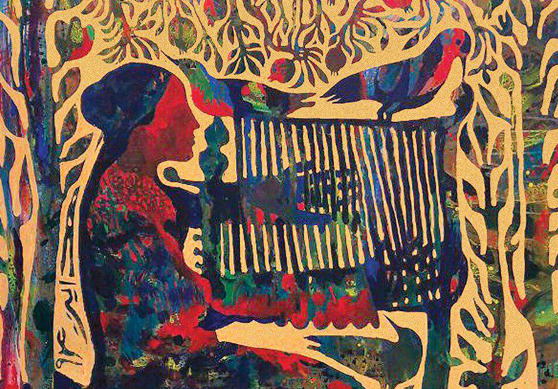 نمایشگاه نقاشی رضا هدایت در گالری نگاه