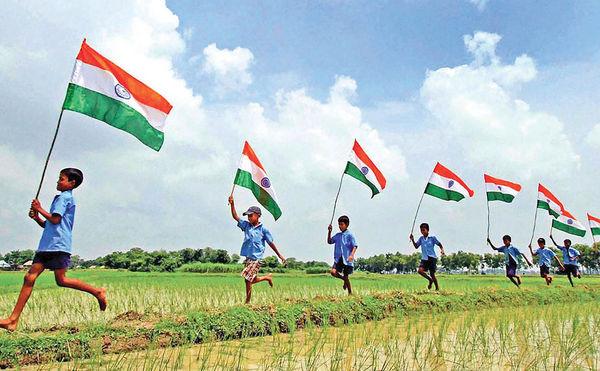 استقلال هند از بریتانیا