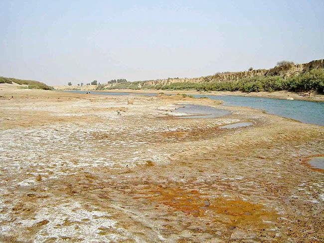 شدیدترین خشکسالی در نیم قرن اخیر