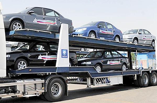 افتوخیز قیمت خودروهای صادراتی 97