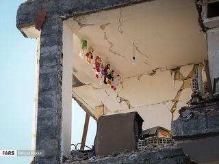 سرپل ذهاب، دو روز پس از زلزله