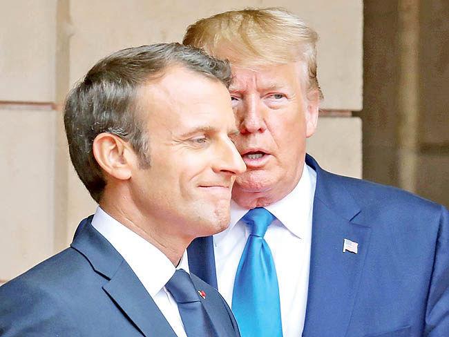 جنگتجاری آمریکا و فرانسه؟