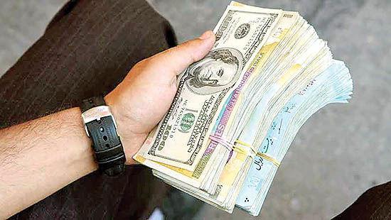 نبرد مرزی در بازار ارز