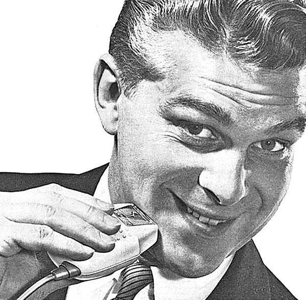 مخترع ریشتراش برقی