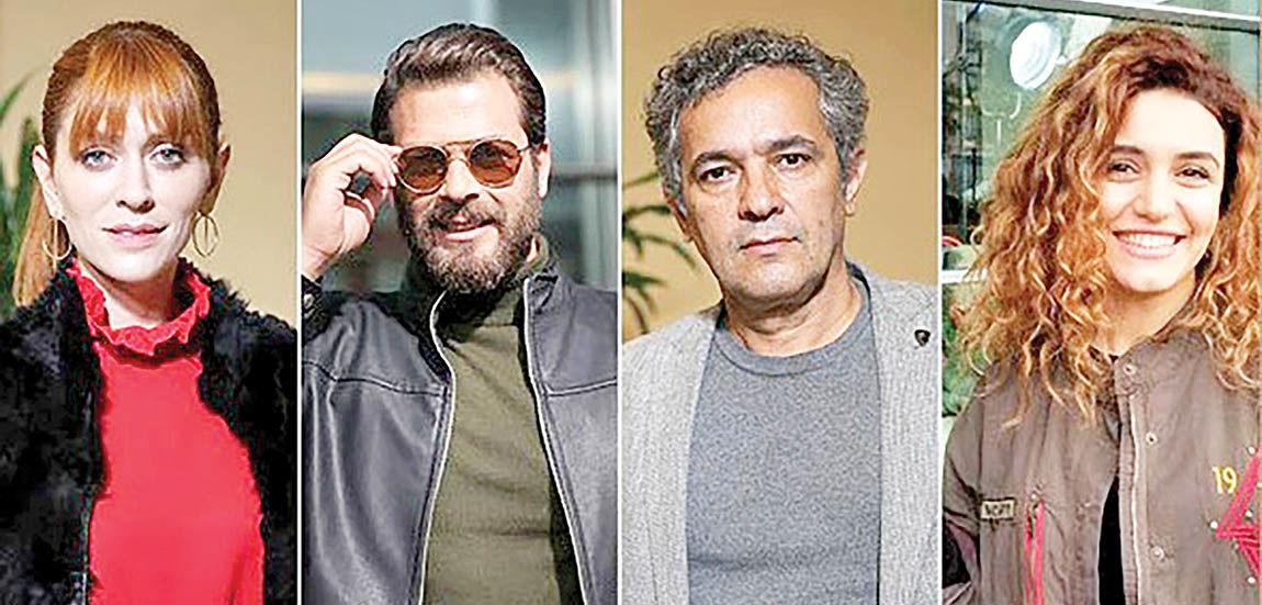 حضور پژمان بازغی در پروژه مشترک سینمای ایران و ترکیه