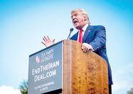 تاکتیک ترامپ برای مذاکره با تهران