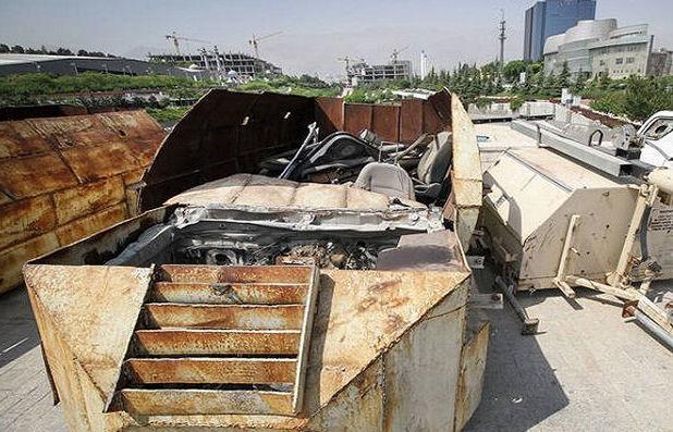 خودروهای انتحاری داعش در پایتخت !