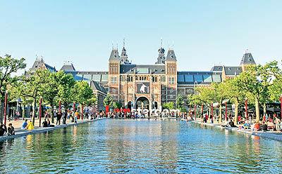 دیدار با بزرگترین  موزه هلند