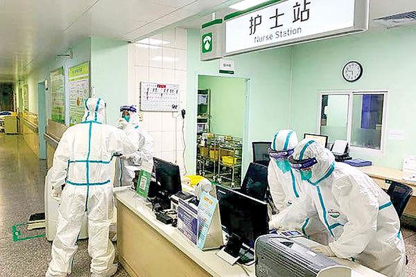 حمله ویروس مرگ به جهان