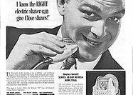 جیکوب شیک، مخترع ریشتراش برقی