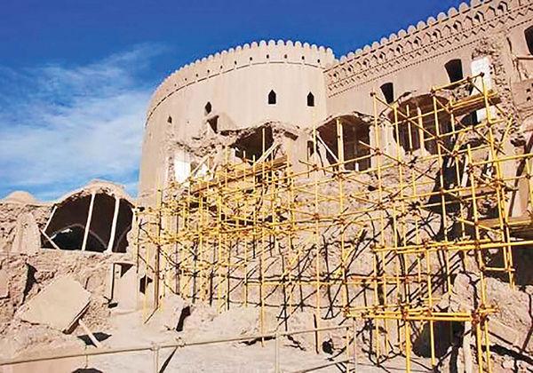 دو ماموریت «احیا» در بناهای تاریخی