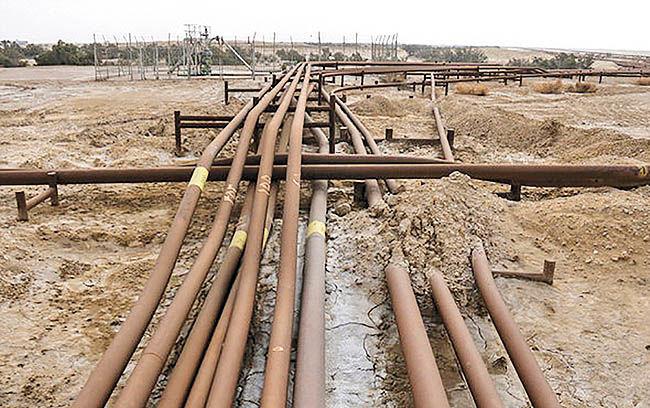 محیط زیست خط قرمز تولید در خوزستان